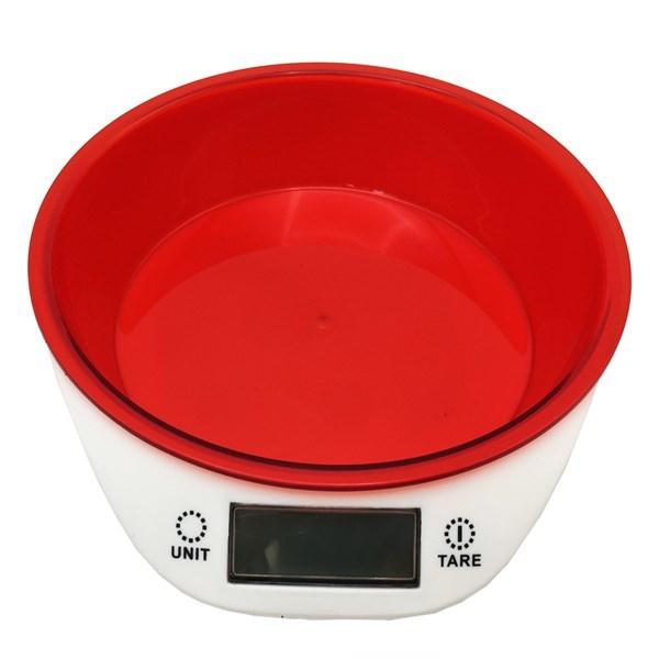 Imagen de Balanza de cocina, electrónica, en caja