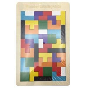Imagen de Puzzle de madera