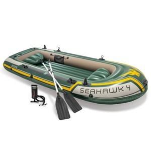 Imagen de Inflable bote 4 personas, en caja, INTEX