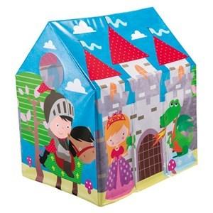 Imagen de Casita carpa para niños, castillo de PVC, en caja, INTEX