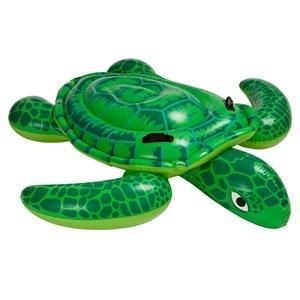 Imagen de Inflable  tortuga con agarres, en caja, INTEX