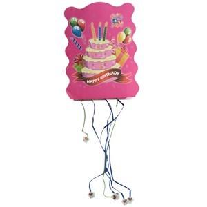 Imagen de Piñata de cartón, con 4 piolas, varios diseños