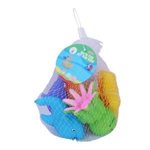 Imagen de Animales de goma con chifle, en bolsa