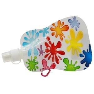 Imagen de Botella plegable reutilizable, varios diseños