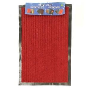 Imagen de Alfombra moquette con borde de goma, varios colores