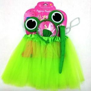 Imagen de Pollera y tiara con ojos, en bolsa