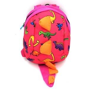 Imagen de Mochila infantil 1 cierre, con correa para mano, varios colores