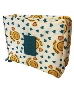 Imagen de Neceser para viaje de PVC, con reparticiones, ideal para ropa interior, varios colores