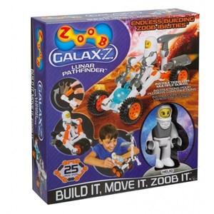 Imagen de Blocks 25 piezas, auto espacial, ALEX