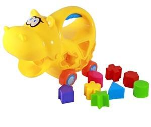 Imagen de Arrastre hipopótamo abre y cierra la boca, con 8 blocks, en red.