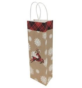 Imagen de Bolsa de regalo para botella, PACK x12