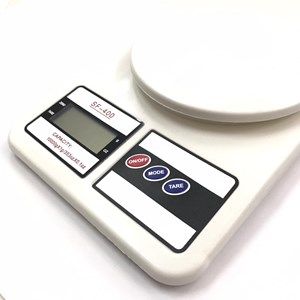 Imagen de Balanza de cocina electrónica, 2AA, en caja