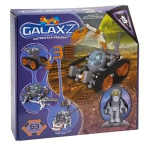 Imagen de Blocks 63 piezas, máquina espacial, ALEX