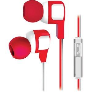 Imagen de Auriculares COBY WAVE X, con micrófono, almohadillas adicionales,cable plano