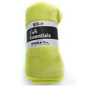 Imagen de Toalla de microfibra alargada, ideal para deporte, varios colores
