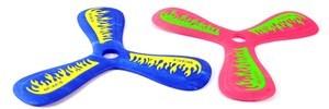Imagen de Boomerang de goma EVA, en cartón