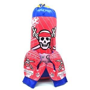 Imagen de Box bolsa chica, con guantes, en red