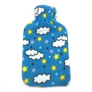 Imagen de Bolsa para agua caliente, 2L con funda, en bolsa, varios diseños