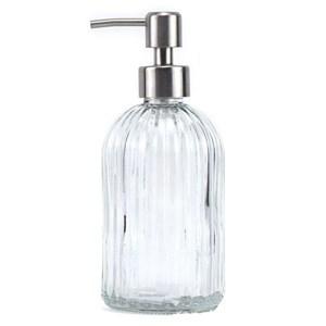 Imagen de Dispensador de jabón de vidrio