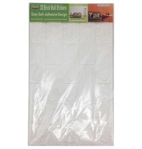 Imagen de Revestimiento adhesivo para pared, color blanco